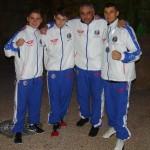 Nos boxeurs avec Franck Judes (DTN 6 Dan)