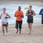 Guillaume,Raph et Jordan du TBC et Vincent du BCS