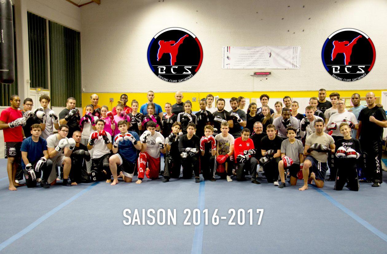 Boxing Club Sathonay